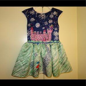 Fit & Flare Toddler Dress